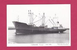 "BATEAU - CARGO - "" CARIMARE "" - - Commerce"