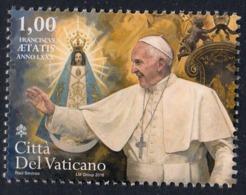 20.- VATICAN CITY 2016 BIRTHDAY OF POPE FRANCIS - Vaticano (Ciudad Del)