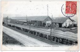 77 - La Ferté Sous Jouarre - Compagnie Meulière - La Ferte Sous Jouarre