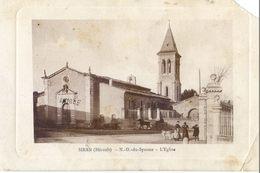 34 - Siran - N D Du Spasme - L'église - Otros Municipios