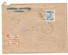 8388 - Recommandée EXPRES - 1945-1992 Socialist Federal Republic Of Yugoslavia