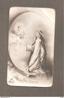 SANTA ROSA Ediz. AR 1858 SANTINO  ORIGINALE - Devotion Images