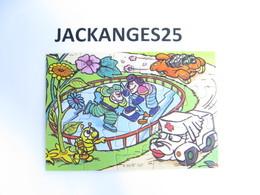 KINDER PUZZLE K99 N 127 1998 SANS OHNE WITHOUT BPZ - Puzzles