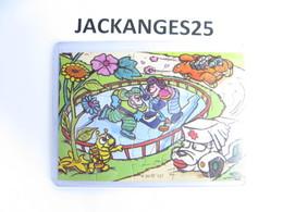 KINDER PUZZLE K99 N 127 1998 + BPZ - Puzzles