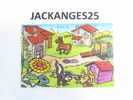 KINDER PUZZLE K99 N 125 1998 SANS OHNE WITHOUT BPZ - Puzzles