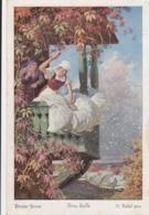 AK - Brüder Grimm FRAU HOLLE - Kubel Signiert - 1931 - Märchen, Sagen & Legenden