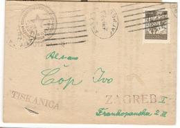 8409 - ESPERANTO - 1945-1992 République Fédérative Populaire De Yougoslavie