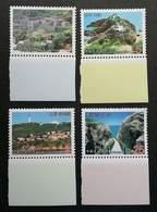 Taiwan Shei-Pa National Park 1994 Mountain Nature Tourism (stamp With Margin) MNH - 1945-... République De Chine