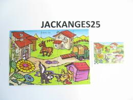 KINDER PUZZLE K99 N 125 1998 + BPZ - Puzzles