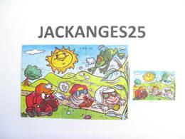 KINDER PUZZLE K99 N 124 1998 + BPZ - Puzzles