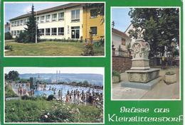 Kleinblittersdorf - Saar - Mehrbild (3)  AK Saar-018 - Saarpfalz-Kreis