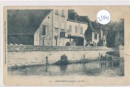 CPA -35940-23 - Aubusson - Les Iles (en L'état - Déchirure) - Aubusson