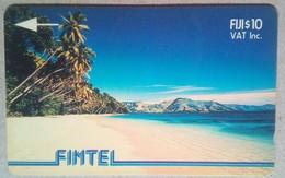 2CWFB FINTEL $10   MINT - Fiji
