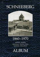 Schneeberg. 1860 - 1970 : Höllental, Puchberg, Kaiserbrunn, Weichtal, Gahns, Lakaboden, Zahnradbahn. - Alte Bücher
