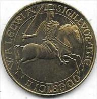 50 OBOLES 1232-1982 WALCOURT - Gemeentepenningen