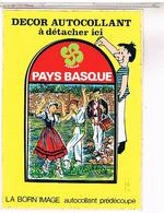 BLASON ECUSSON ARMOIRIES ARMES    REGION   PAYS BASQUE 1985 - Aquitaine