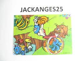 KINDER PUZZLE K00 N 111 1999 SANS OHNE WITHOUT BPZ - Puzzles