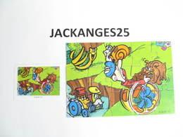 KINDER PUZZLE K00 N 111 1999 + BPZ - Puzzles