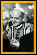 SANTINO - Papa Paolo VI - Santino, Come Da Scansione. - Images Religieuses