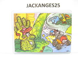 KINDER PUZZLE K00 N 109 1999 + BPZ - Puzzles