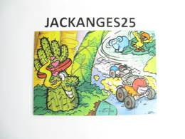 KINDER PUZZLE K00 N 109 1999 SANS OHNE WITHOUT BPZ - Puzzles