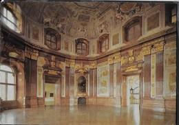 AUSTRIA - VIENNA - OBERES BELVEDERE - VIAGGIATA 1977 - ANNULLO A TARGHETTA SALZBURG HIR REISEZIEL - Belvedere