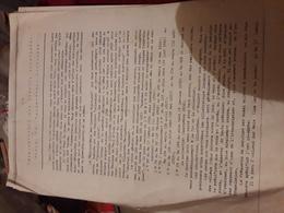 Fanzines Bibliographie Sur 44 Pages Feuilles Volantes Des Grandes Aventures Tallandier 1923-1936 - Fanzines