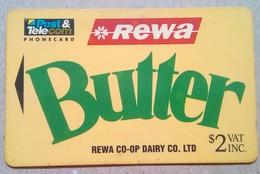 08FHA Rewa Butter $2 - Fiji