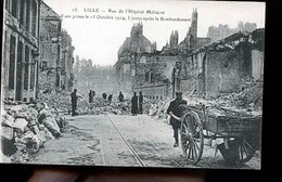 LILLE BOMBARDEE - Lille