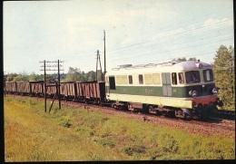 Elan Du Confluent -- Traction Electrique Et Diesel Au PKP - Trains