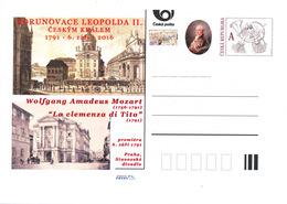 Rep. Ceca / Cart. Postali (Pre2016/40) Antonin Dvorak (1841-1904) Compositore Ceco - Interi Postali