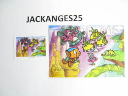 KINDER PUZZLE K00 N 108 1999 + BPZ - Puzzles