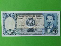 500 Bolivianos - Bolivia