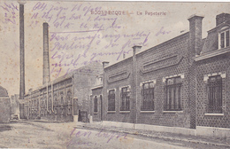59 - Bousbecque La Papeterie  Carte  Allemande - France
