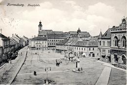 KORNEUBURG, Hauptplatz, Weinviertel, 16.9.1912,  Postkartenverlag K.M.K. - Korneuburg