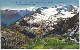 73 - Col De L'iseran - Arrivée Au Chalet Hotel Versant Bonneval Maurienne - Francia