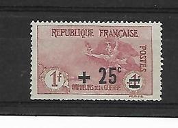 Frankrijk  N° 169 Scharnier  X  Tanding!!! - France