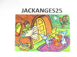 KINDER PUZZLE K00 N 115 1999 SANS OHNE WITHOUT BPZ - Puzzles