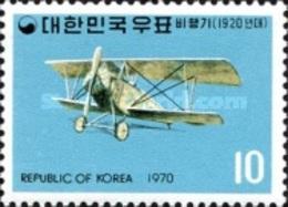 SOUTH KOREA  USED STAMPS -South-Korea - Early Korean Transport- 1970 - Korea, South