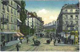 Genève - Rue Du Mont Blanc - GE Ginevra