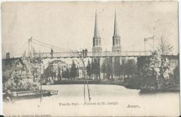 Antwerpen - Anvers - Vue Du Parc - Flèches De St. Joseph - G. Hermans - Antwerpen