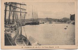 PAIMPOL  LE VIEUX BASSIN - Paimpol