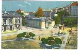 Genève - Place Neuve Et Le Musée Rath - GE Genève