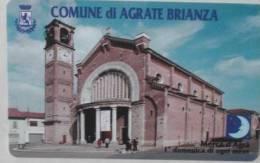 NUOVA  -(Mint)--924-TELECOM ITALIA- AGRATE BRIANZA - Public Practical Advertising