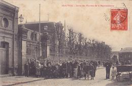 59 - Beauvois Sortie Des Ouvriers - Le Cateau