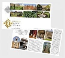 Groot-Brittannië / Great Britain - Postfris / MNH - FDC Hampton Court Palace 2018 - 1952-.... (Elizabeth II)