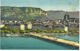 Genève - !vue Générale De La Rive Gauche - GE Ginevra