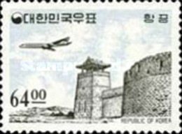 SOUTH KOREA  USED STAMPS -South-Korea -South-Korea - Airmail-1964 - Korea, South