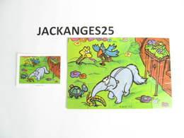 KINDER PUZZLE K00 N 113 1999 + BPZ - Puzzles