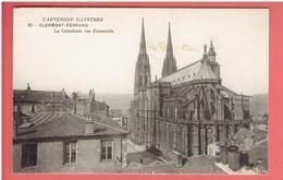 CLERMONT FERRAND LA CATHEDRALE CARTE EN TRES BON ETAT - Clermont Ferrand